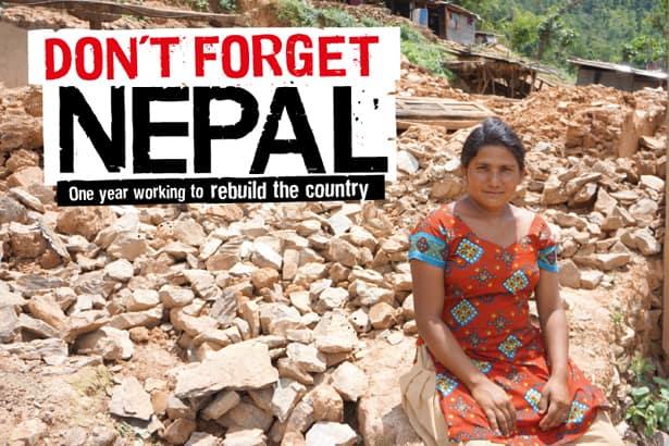 Nepal-one year