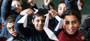 Syrian schoolchildren 2