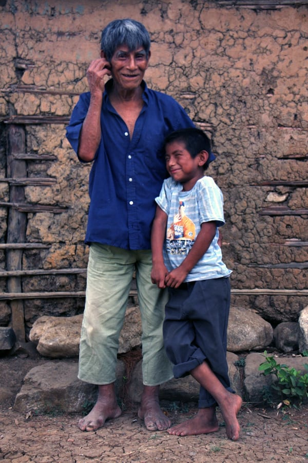 Jesuit friends in Chiapas, Mexico. (Photo: Enrique Carrasco SJ)
