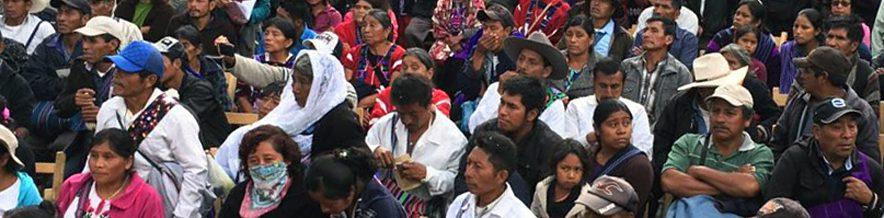 Chiapas demonstration