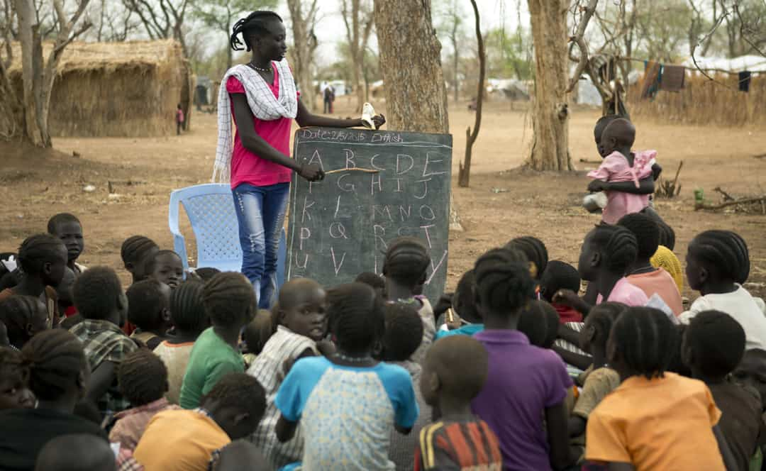 Updates from JRS South Sudan
