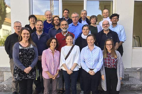 Members of the Xavier Network (XN) getting together in Portugal