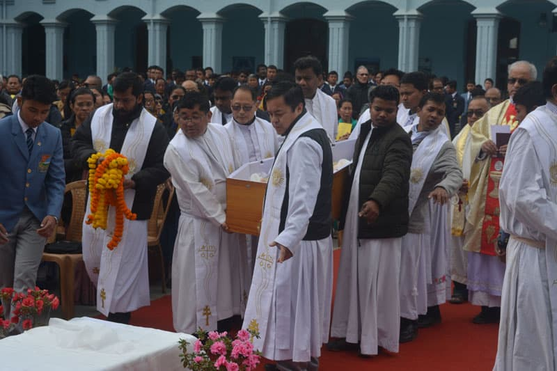 Fr William Bourke SJ: A farewell to the last of the Canadian Jesuits in Darjeeling