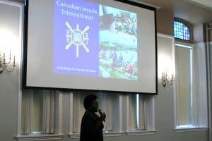 Uju Umenyi speaks about the work of CJI