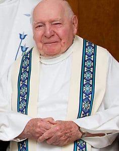 Fr Bill German SJ
